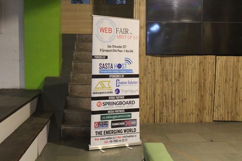 Web Fair Sponsors