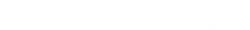 ankit singla logo white